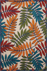 Nourison Aloha Alh18 Multicolor Area Rug