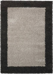Nourison Amore Amor5 Silver - Charcoal Area Rug