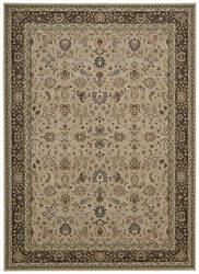 Kathy Ireland Antiquities Ant04 Cream Area Rug
