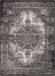 Nourison Aria Ar005 Charcoal Area Rug