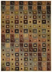 Nourison Aristo Ars02 Multicolor Area Rug