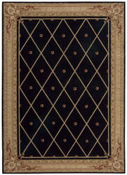 Nourison Ashton House AS-03 Black Area Rug