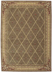 Nourison Ashton House AS-03 Cocoa Area Rug