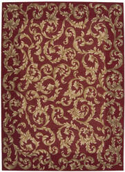 Nourison Ashton House AS-04 Sienna Area Rug