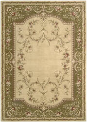 Nourison Ashton House AS-33 Beige Area Rug