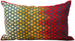 Kathy Ireland Pillows At178 Multicolor