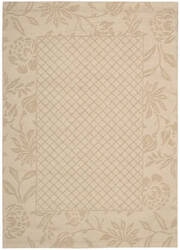 Nourison Barcelona Bar03 Light Gold Area Rug
