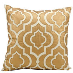 Nourison Pillows Luminescence Bt210 Copper