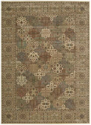 Nourison Cambridge CG-01 Beige Area Rug