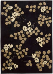 Nourison Cambridge CG-03 Black Area Rug