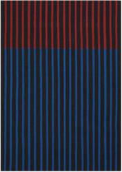 Calvin Klein Nashville Ck752 Black - Cobalt - Magenta Area Rug