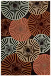 Nourison Contour Con26 Multicolor Area Rug