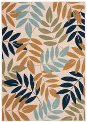 Nourison Caribbean Crb06 Ivory Area Rug