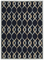 Nourison Decor Der04 Navy Area Rug