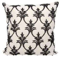 Nourison Luminescence Pillow E0831 Black