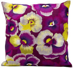 Kathy Ireland Pillows E1421 Multicolor