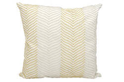 Michael Amini Pillows E1826 Silver Gold