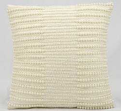 Kathy Ireland Pillows E2854 Ivory