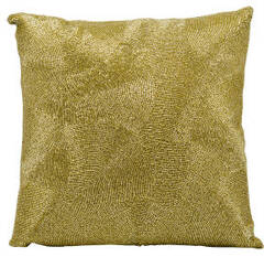 Nourison Pillows Luminescence E5023 Gold