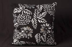 Nourison Pillows Luminescence E5159 Black