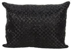 Nourison Mina Victory Pillows E6199 Black