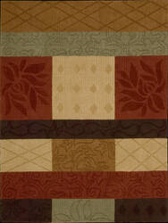 Nourison Elements ELE-10 Multi Area Rug