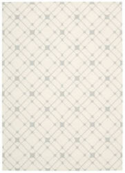 Nourison Enhance En005 Ivory Gray Area Rug