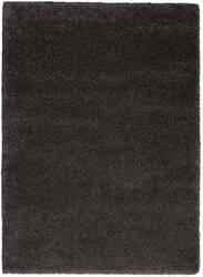 Nourison Malibu Shag Msg01 Dark Grey Area Rug