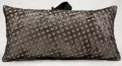 Nourison Pillows Laser Cut Es009 Platinum