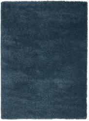 Nourison Malibu Shag Msg01 Blue Area Rug