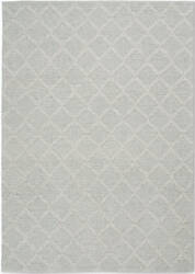 Nourison Tallahassee Ck840 Silver Area Rug