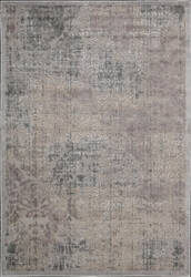 Nourison Graphic Illusions GIL-09 Grey Area Rug
