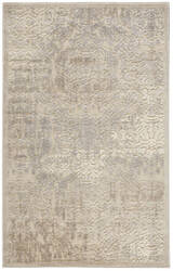 Nourison Graphic Illusions Gil09 Ivory Area Rug