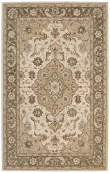 Nourison Golden Crown GO02 Ivory Area Rug