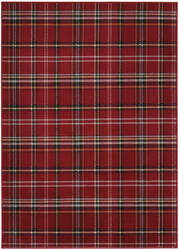 Nourison Grafix Grf03 Red Area Rug