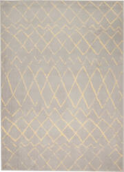 Nourison Grafix Grf04 Grey Area Rug