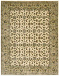 Nourison Golden Saga GS-01 Ivory Area Rug