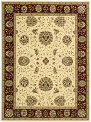 Nourison Golden Saga GS-08 Ivory Area Rug