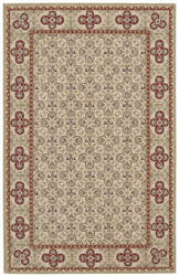 Nourison Country Heritage H-692 Gold Area Rug