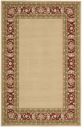 Nourison Country Heritage H-801 Gold Area Rug