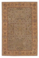 Nourison Heritage Hall He02 Green Area Rug