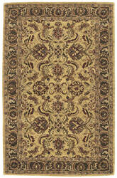 Nourison India House IH-17 Gold Area Rug