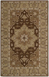 Nourison India House IH-66 Chocolate Area Rug