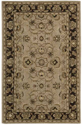 Nourison India House IH-71 Taupe Area Rug