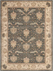 Nourison India House Ih75 Blue Area Rug