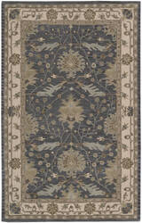 Nourison India House IH-75 Blue Area Rug