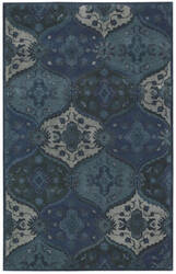 Nourison India House Ih88 Denim Area Rug