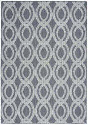 Nourison Aruba Arb05 Slate - Light Blue Area Rug