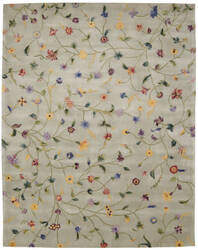 Nourison Julian JL-36 Light Green Area Rug