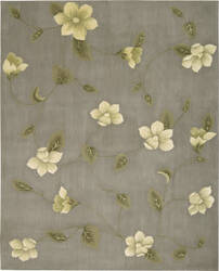 Nourison Julian JL-61 Grey Area Rug